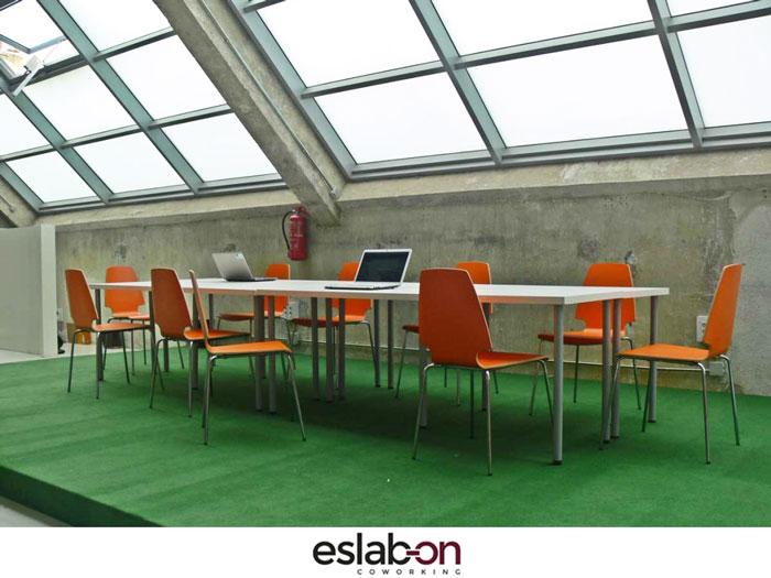 Green Eslabon Coworking Madrid